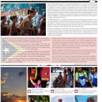 The Agnes b bulletin on Timor-Leste