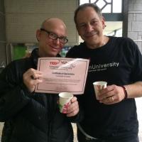 MMC is official coffee sponsor or TEDx-Lingnan